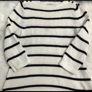 Cute boatneck sweater